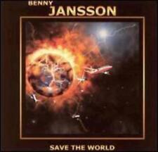 Jansson, Benny - Save the World (Malmsteen) CD NEU OVP