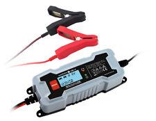 Automatik Batterieladegerät 6V / 12V Computer Automatic battery charger CBC-4