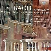 J.S. Bach: Complete Organ Music Vol.3, Stefano Molardi CD | 5028421949819 | New