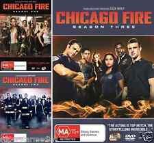 Chicago Fire Season 1, 2 & 3 : NEW DVD
