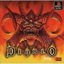 USED PS1 PS PlayStation 1 ​​DIABLO
