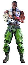 Final Fantasy Advent Children Barrett Wallace Play Arts Square Enix