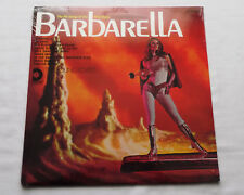 The YOUNG LOVERS Barbarella: the hit songs of the wild movie... LP DESIGN SEALED