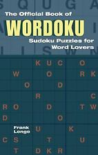 The Official Book of Wordoku: Sudoku Puzzles for Word Lovers - Good - Longo, Fra