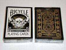 CARTE DA GIOCO BICYCLE ALCHEMIST-X ,poker  size,limited edition