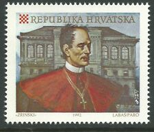 Croatia 1992 - Academy of Arts & Sciences Bishop Josip Strossmayer - Sc 127 MNH