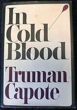 TRUMAN CAPOTE IN COLD BLOOD STATED FIRST EDITION IN DUST JACKET