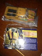 Botcon 2013 Transformers Machine Wars Electro Electron Misbag G2 Classics