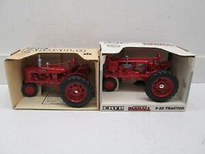 FARMALL RED F 20 & 300, BOTH NIB