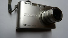 Casio EXILIM ZOOM EX-Z1000 10,1 MP Digitalkamera - Silber