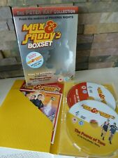 MAX and PADDY - ROAD TO NOWHERE BOXSET (PETER KAY) DVD - UK FAST/FREE POSTING.