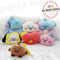 BT21 Character Dream Face Cushion Pillow 7types Official K-POP Authentic Goods