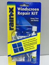 Rain X Windscreen Repair Kit Fixes Wind Screen Chips Bull's Eyes Cracks