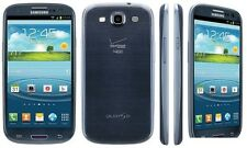 Samsung Galaxy S III SCH-I535 Pebble Blue 16GB 8MP Camera 4G Verizon Smartphone