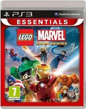 LEGO Marvel Super Heroes | PlayStation 3 PS3 Essentials New