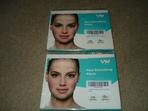 2X Facial Wrinkle Remover Strips 512 pcs Reusable Face Tape Smoothing Wrinkle!!