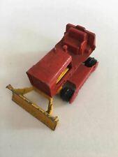 Diecast Matchbox Series no 16 Case Tractor    1969