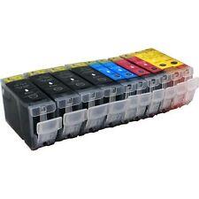 40 Druckerpatronen für Canon IP 3000 ohne Chip