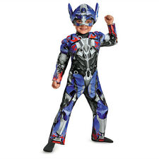 Disguise Transformers Movie 4 Optimus Prime Toddler Musclehalloween Costume 2t