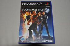 Playstation 2 Spiel - Fantastic 4 Four - Marvel - komplett Deutsch PS2