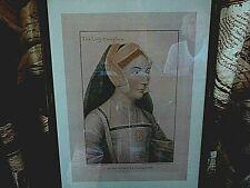 "GRAVURE : ""THE LADY HENEGHAM"""