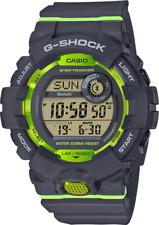 Casio G-Shock Step Tracker Bluetooth GBD800-8 Dark Grey/Green Brand New WithTags