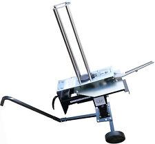 GDK AERIAL ASSAULT, automatique Clay Pigeon Piège, électrique avec 2 roues chariot