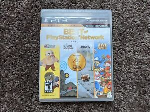 Best of PlayStation Network Vol. 1 (Sony PlayStation 3, 2013)