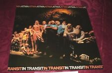 "ATMA (LP) ""IN TRANSIT"" [SWEDEN 1985 LOTUS EYE VINYL ALBUM POP PSYCH ROCK]"