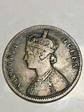 1862 India one rupee