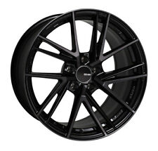 "ENKEI TD-5 17x8"" TUNING SERIES Wheel Wheels 5x100/114.3 ET35/45 PEARL BLACK"