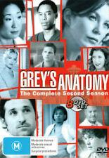 Grey's Anatomy Season 2 TV Series DVD R4 Postage