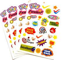 Childrens Reward & Merit Stickers Labels for kids AP51