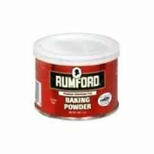 Rumford Aluminum Free Baking Powder 4 oz Can