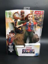 Marvel Rising Secret Warriors Doreen Green Squirrel Girl 12 Inch Doll New