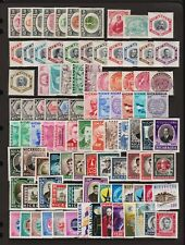 Nicaragua - 95 airmail stamps, mostly older