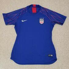 United States Soccer Jersey Usa Womens Medium Nike Authentic Dri-fit