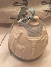 Lladro Christmas Bell Annual Ornament 1990