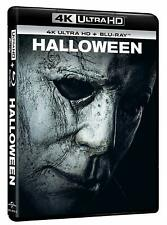 Halloween (2018) (Blu-Ray 4K UHD + Blu-Ray) Horror Jamie Lee Curtis, Judy Greer