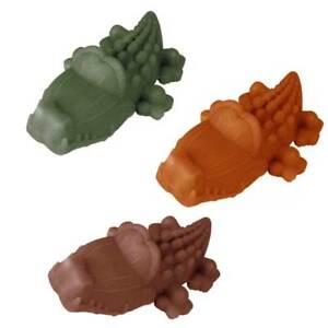 Whimzees Alligator - Dog Chew Treat Help Remove Plaque Tartar 5,10,15,20, 25, 50
