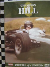 rare DVD GRAHAM HILL GRAND-PRIX FORMULE 1 LOTUS BRM JAGUAR / ENGLISH 97 MINUTES