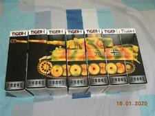 TARGA MANIAC COLLECTION WWII 1/48 TIGER 1 BROWN & YELLOW COLOR VER. SPECIAL
