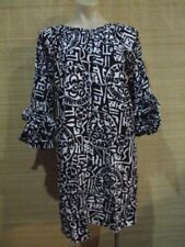 Knee Length Casual Dresses for Women with Smocked