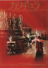 Caligula 1979 Tinto Brass Chirashi Movie Flyer Poster B5 Japan