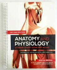 2nd Edition Anatomy and Physiology Student Study Guide and Atlas