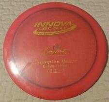 Innova Champion Beast Barry Schultz 2x Red Gold Stamp 169g Flat Top