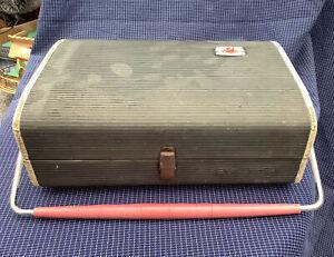 Vintage Pye portable transistor radio, model Q3