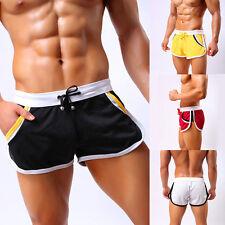 SEXY OFERTA! Hombre's Pantalones Militares Shorts Casual Deportes Correr