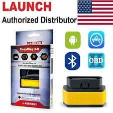 Launch EasyDiag Easy Diag 2.0 for Android & iPhone iOS Code Reader OBD DTC