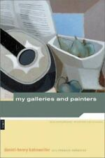 Kahnweiler: My Galleries and Painters by Daniel-Henry Kahnweiler, Francis Cremi